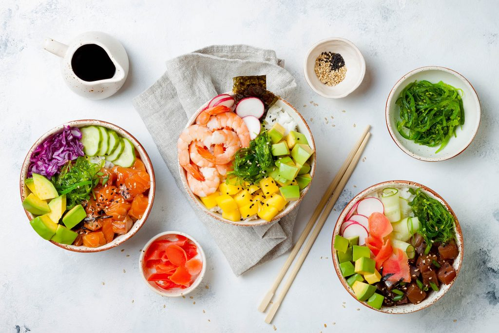 Healthy Salad Pokay
